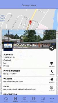 Oakland Motel screenshot 4