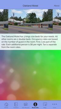 Oakland Motel screenshot 1