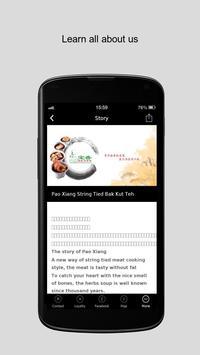 Pao Xiang Bah Kut Teh screenshot 4