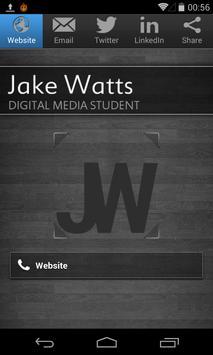 Jake Watts poster