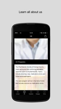 Pharmacists Society apk screenshot