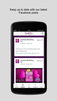DonDiva Marketing apk screenshot