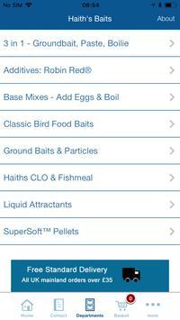Haith's Baits screenshot 2