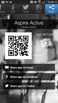Aspire Active apk screenshot