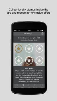 Amara Spa apk screenshot