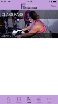 The Fitness Factory apk screenshot