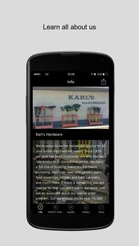 Karl's Hardware apk screenshot