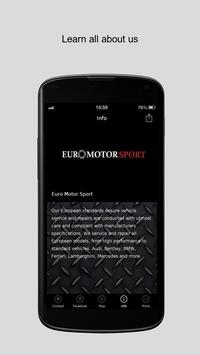 Euro Motorsport apk screenshot