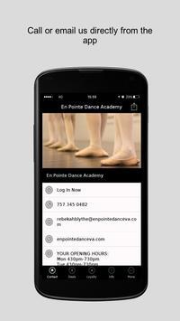 En Pointe Dance Academy poster