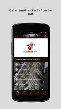 Hunter's PT apk screenshot