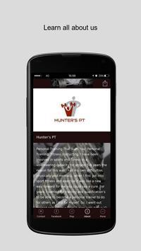 Hunter's PT screenshot 3