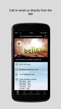Lisa Christiansen Companies apk screenshot