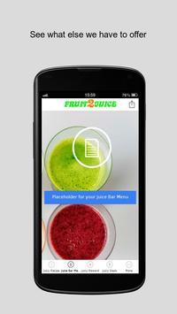 Fruit2Juice poster