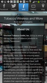 Tobacco Wireless and More screenshot 1