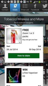 Tobacco Wireless and More screenshot 3