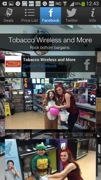 Tobacco Wireless and More screenshot 4