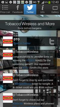 Tobacco Wireless and More screenshot 5