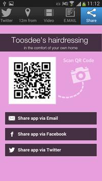 Toosdee's hairdressing screenshot 5