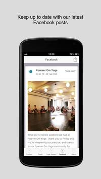 Forever Om Yoga apk screenshot