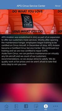 APG Cirrus Service Center apk screenshot