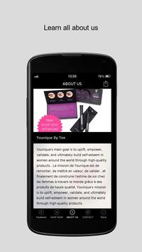 Younique By Tee apk screenshot