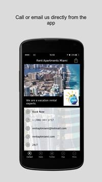 Rent Apartments Miami apk screenshot