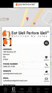 Eat Well screenshot 4