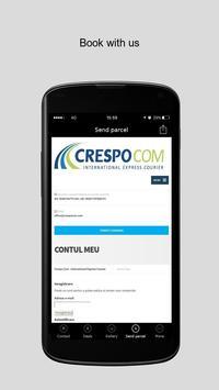 CRESPO COM screenshot 2