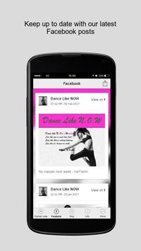 Dance Like N.O.W. screenshot 1