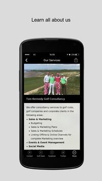 Tom Kennedy Golf Consultancy screenshot 4