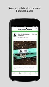 Knee Deep Sport Massage apk screenshot