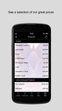Lotus Vaping Technologies screenshot 4