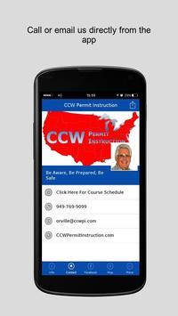 CCW Permit Instruction apk screenshot