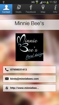 Minnie Bee's poster