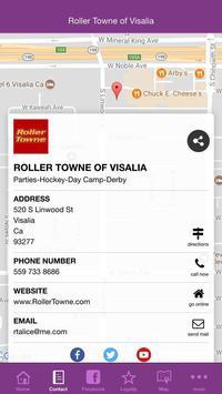 Roller Towne of Visalia apk screenshot