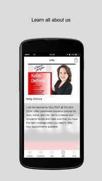 Kelly DeFord apk screenshot