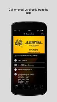 JS Enterprises poster