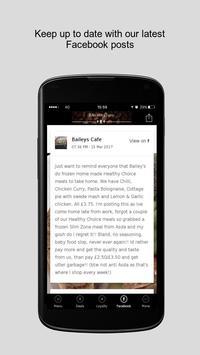 Baileys Cafe screenshot 3