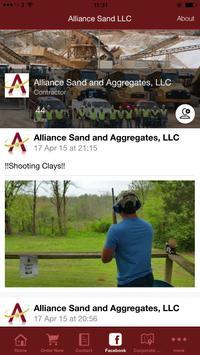 Alliance Sand LLC screenshot 4