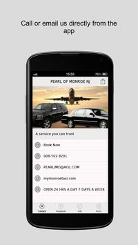PEARL AIRPORT TAXI & LIMO poster