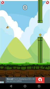 Flying Birdy poster