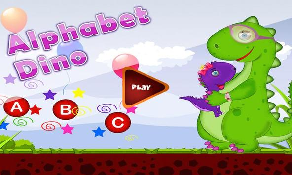 Alphabet Dino By Tinytapps poster