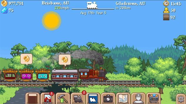 Tiny Rails apk screenshot