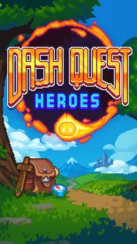 Dash Quest Heroes captura de pantalla 5