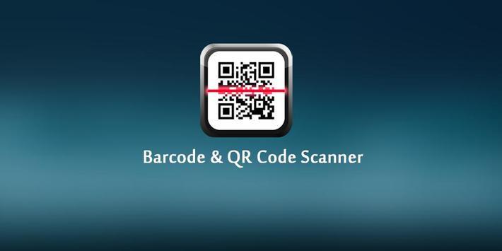 Barcode & QR Code Scanner poster