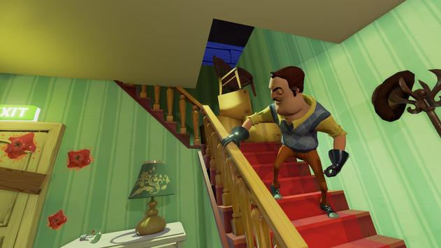 Hello Neighbor постер
