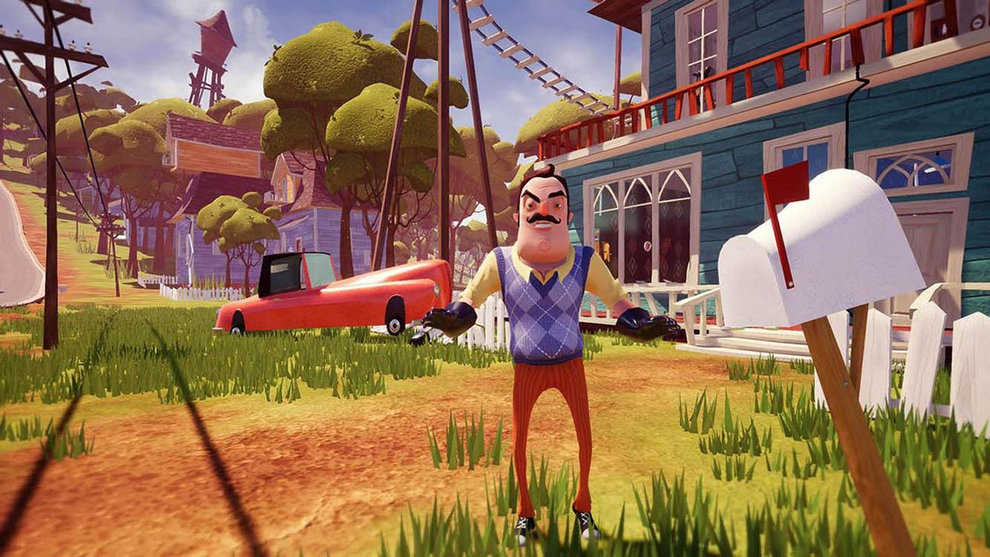 Hello neighbor 2019 APK Free Download