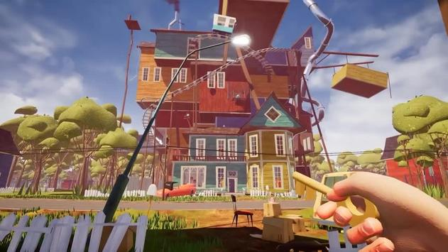Hello Neighbor captura de pantalla 3