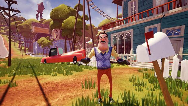 8 Schermata Hello Neighbor