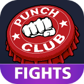 Punch Club: Fights ikona